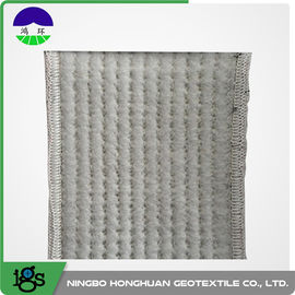 Composite Geosynthetic Clay Liner Weaving , Standard Reinforced GCL